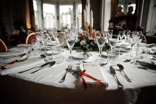 Pestana Palace christmas wedding