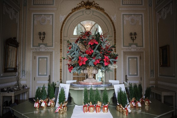 Pestana Palace Christmassy Wedding